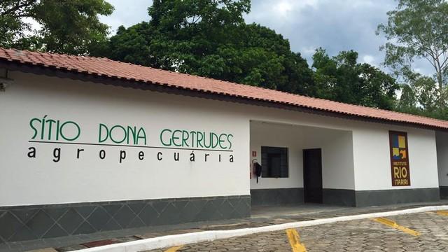 Rota do Sol visita o Instituto Rio Itariri no Vale do Ribeira (Foto: Arquivo Pessoal/Rosana Valle)