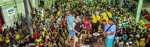 Banda Cheiro de Amor e Cibalena atraem 25 mil pessoas (Renê Márcio Carneiro)