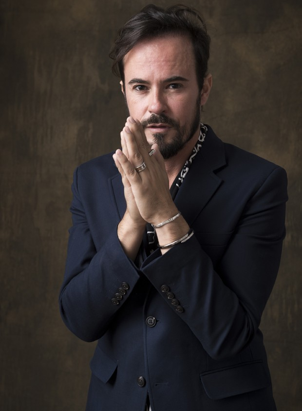 Paulo Vilhena (Foto: Globo/ João Cotta)