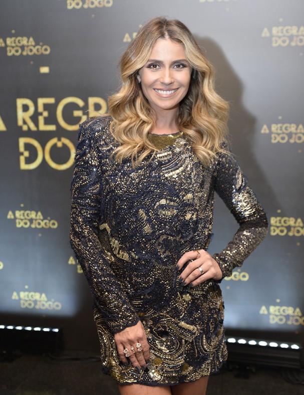Giovanna Antonelli (Foto: Divulgação TV Globo)