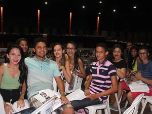 Grupo saiu do interior do Maranhão para a revisão em Teresina (Foto: Gustavo Almeida/G1)