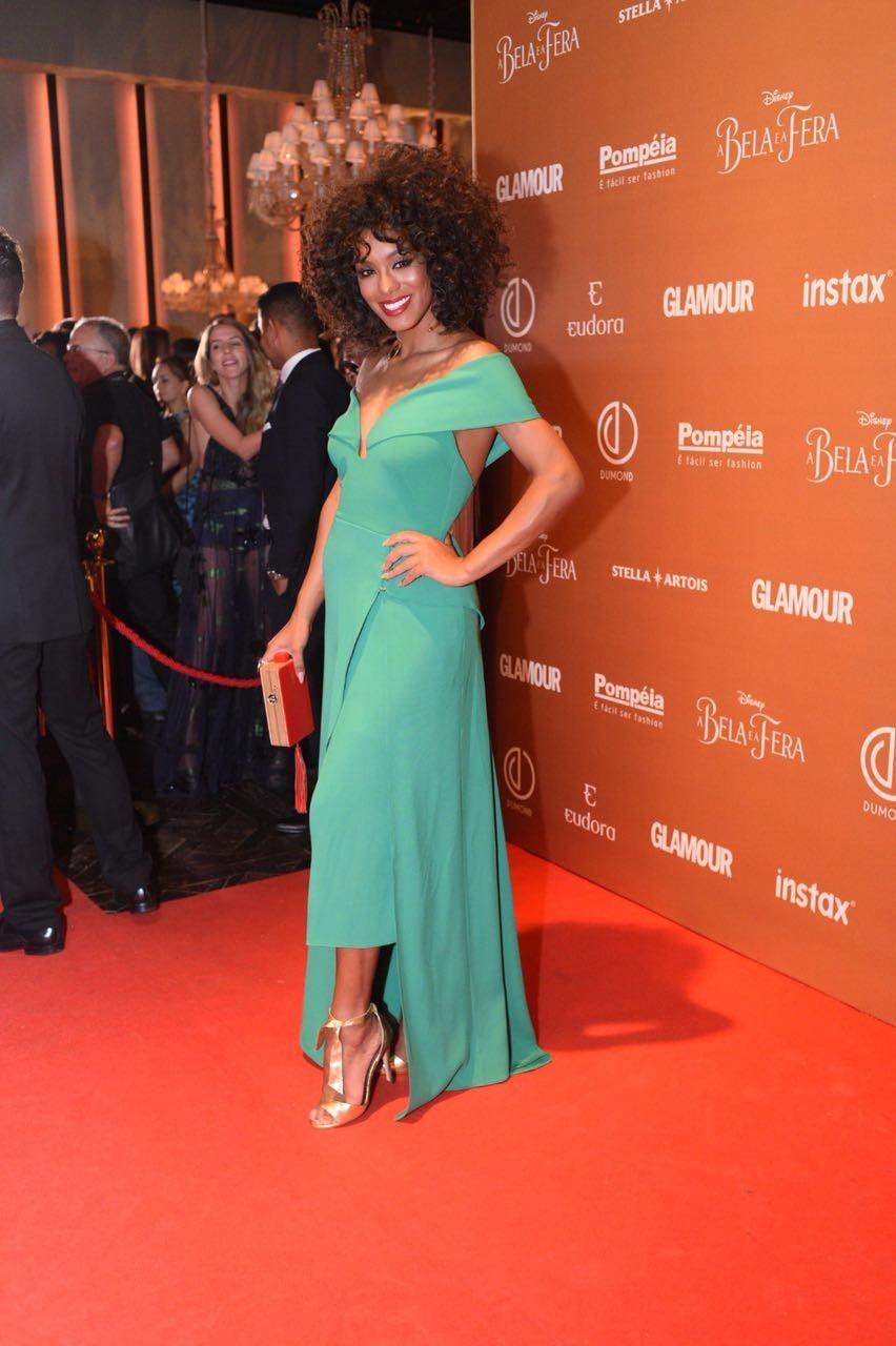 Raíssa Santana (Foto: Glamour)