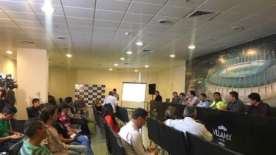 Cidade preparada para receber o 'Villa Mix Fortaleza'; veja como será