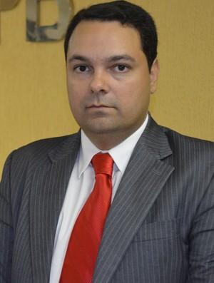 alexandre cavalcanti, advogado, botafogo-pb (Foto: Phelipe Caldas / GloboEsporte.com/pb)