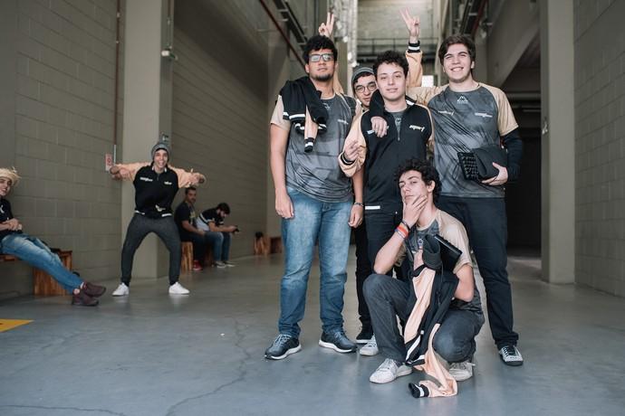 Team One; CBLoL (Foto: Divulgação / Riot Games)