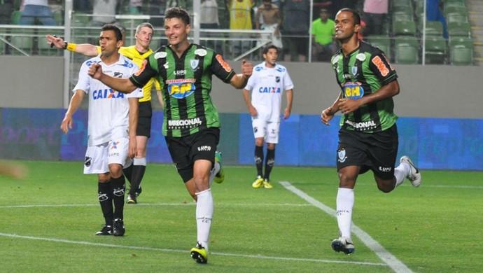 América-MG x ABC (Foto: Assessoria AFC)