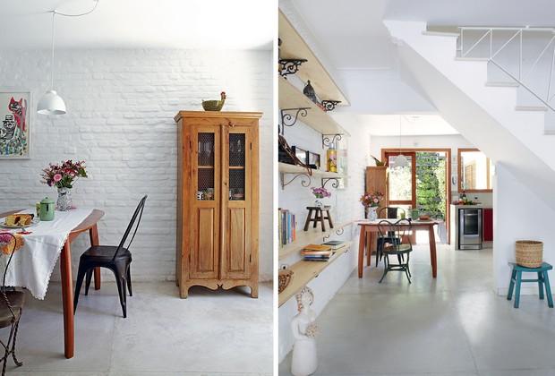 Casa de vila a reforma garantiu decora o simples e - Reforma de casas ...