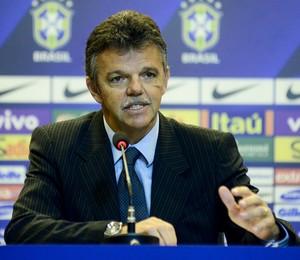 Gilmar Rinaldi, novo coordenador de seleções da CBF (Foto: Glaucon Fernandes/Eleven/ Ag. O Globo)