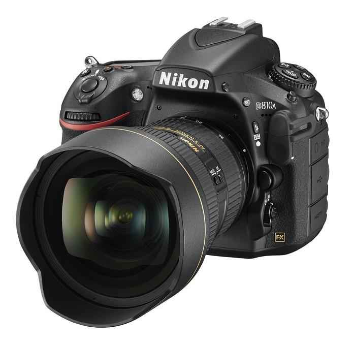 Nikon D810A (Foto: Divulgação/ Nikon )