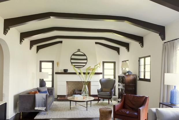 Moderno e vintage em harmonia casa vogue casas for Casa moderno kl