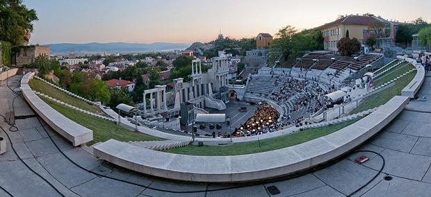 Plovdiv, Bulgária (Foto: Steffen Boelaars/Flickr )