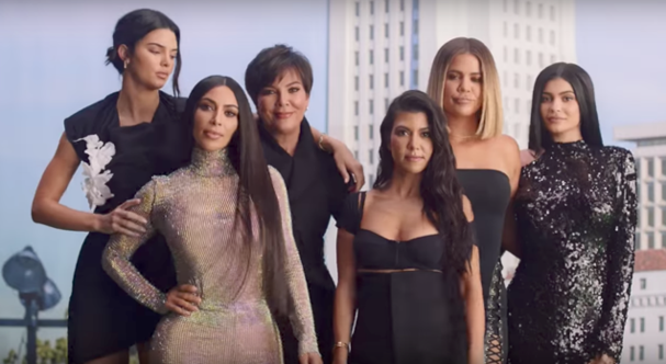 Keeping Up With The Kardashians (Foto: E!)