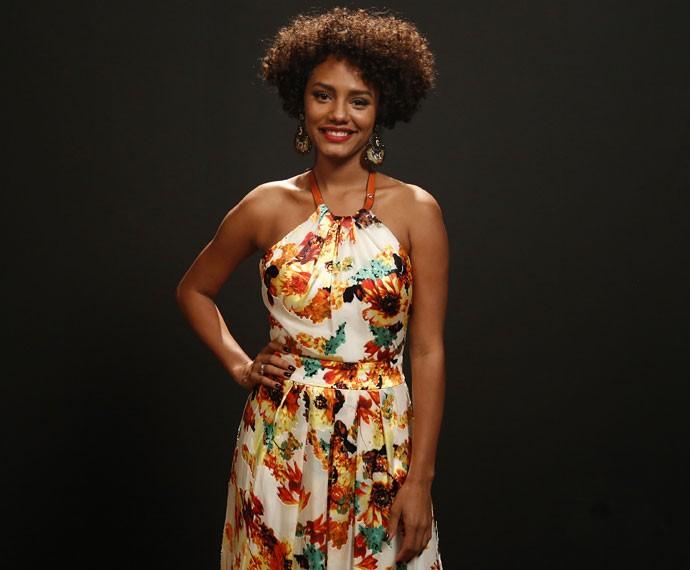 Jéssica Ellen (Foto: Raphael Dias/Gshow)