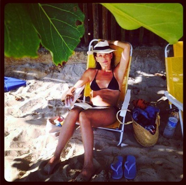 Carolina Ferraz (Foto: Instagram/Reprodução)