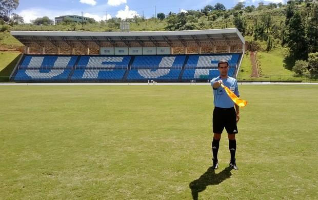 Marcelo Van Gasse Juiz de Fora Copa do Mundo 3 (Foto: Roberta Oliveira)