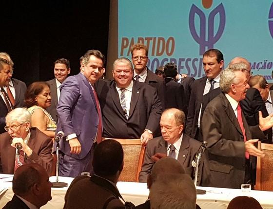 Ciro Nogueira é reeleito presidente do Partido Progressista (Foto: Reprodução )