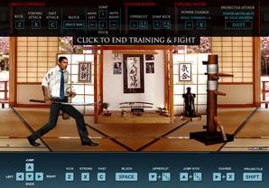 Celebrity Kung-Fu