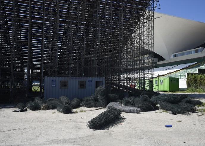 Arena da Ilha 06 (Foto: André Durão)