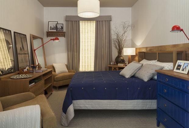10 quartos cariocas e arrasadores Casa Vogue Ambientes ~ Quarto Casal Joao Armentano