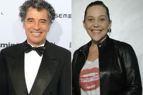 Paulo Betti e Isabela Garcia (Foto: TV Globo)