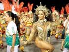 Viviane Araújo é a melhor rainha do Carnaval de SP, segundo internautas