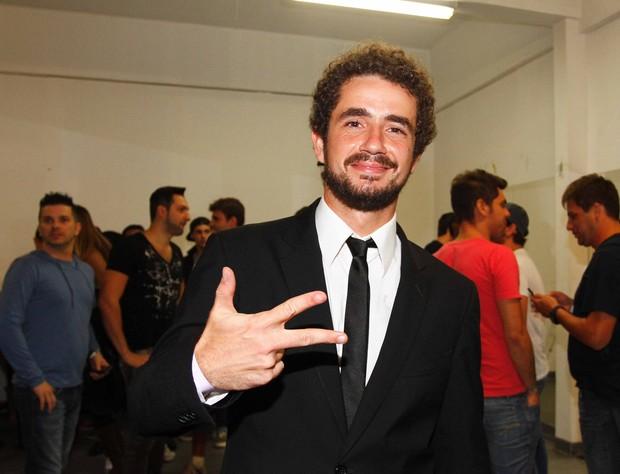 Felipe Andreoli (Foto: Thiago Duran / AgNews)