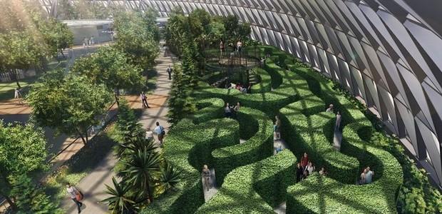 changi-airport-singapura-melhor-aeroporto-do-mundo (Foto: Divulgação)