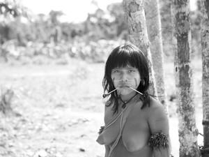 Depois da terra Yanomami, a reserva da Raposa Serra do Sol é a mais populosa do estado, com 17 mil índios (Foto: Inaê Brandão/ G1 RR)