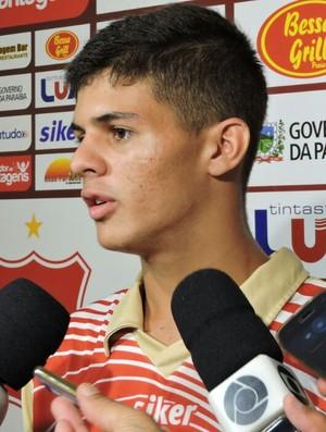 Arthur, Auto Esporte (Foto: Edgley Lemos / GloboEsporte.com)