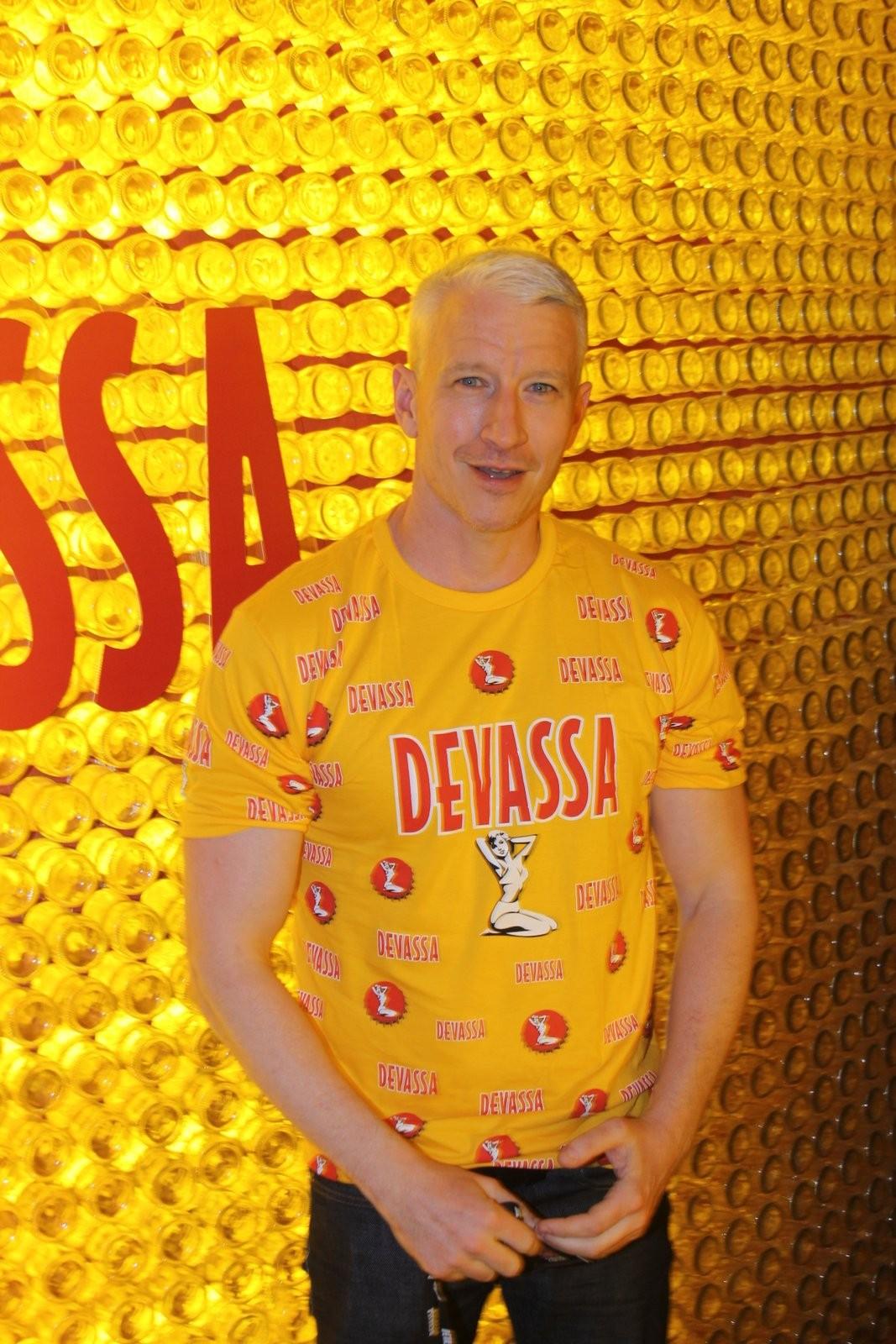 Anderson Cooper (Foto: Cleomir Tavares/ Divulgação)