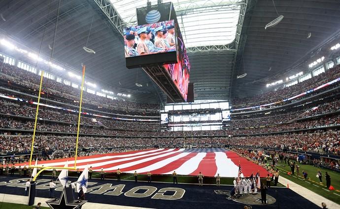 AT&T Stadium - Dallas Cowboys (Foto: Getty Images)
