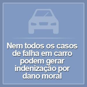 Arte Dano Moral - Carros (Foto: Arte/G1)