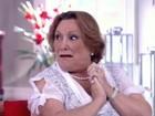 Nicette Bruno é surpreendida no Encontro com 'Parabéns pra você' do Psirico