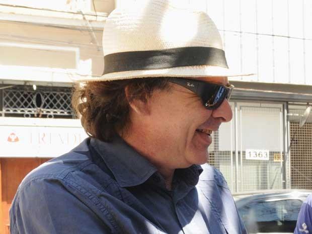 Secretário de Cultura de Campinas, Ney Carrasco (Foto: Fernanda Sunega / Prefeitura Campinas)