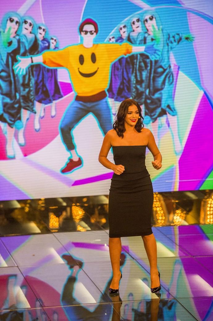 Bruna Marquezine dança no Amor e Sexo (Foto: Globo/Renato Rocha Miranda)