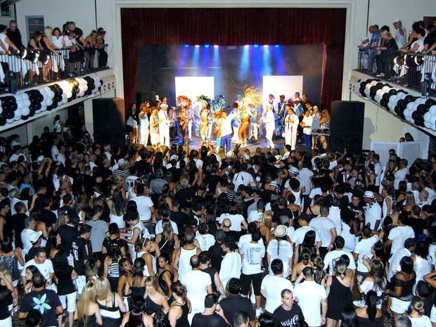 Baile do Preto e Branco (Foto: Gisele Rocha)
