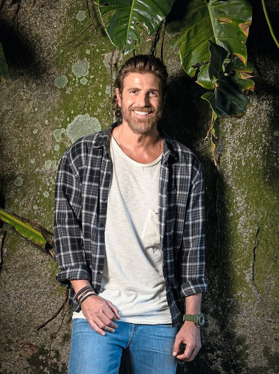 Reynaldo Gianecchini,ator (Foto:  Ramon Vasconcellos/TV Globo/)