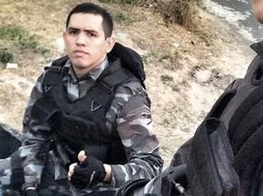 Soldado Dantas tinha 25 anos e era natural de Teresina (PI) (Foto: Arquivo pessoal)