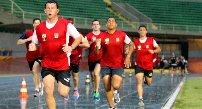 testes físicos árbitros Paulistão (Foto: Anderson Rodrigues/Sala de Imprensa)