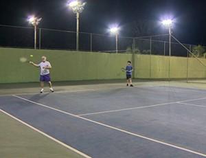 Torneio de Tênis em Porto Velho (Foto: Reprodução/ Rede Amazônica)