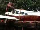 Avião interceptado pela FAB já havia sido apreendido no Paraguai, diz PF