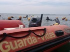 Bombeiros aprimoram técnicas de mergulho para busca de cadáveres