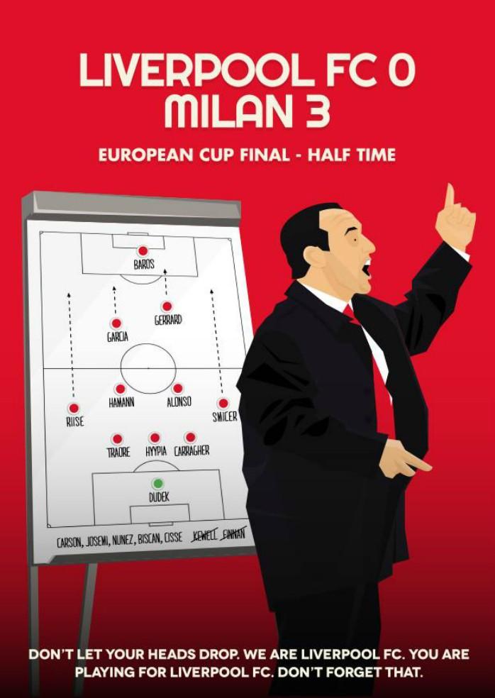 Liverpool Milan 2005