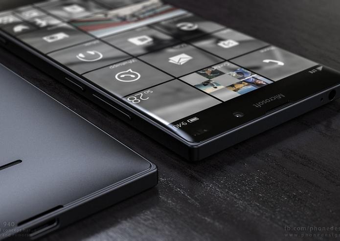 Novo Lumia deve ter visual arrojado e especificações avançadas (Foto: Reprodução/Pocket Lint)