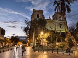 Cuenca, Equador (Foto: Leonardo Spencer/Viajo Logo Existo)