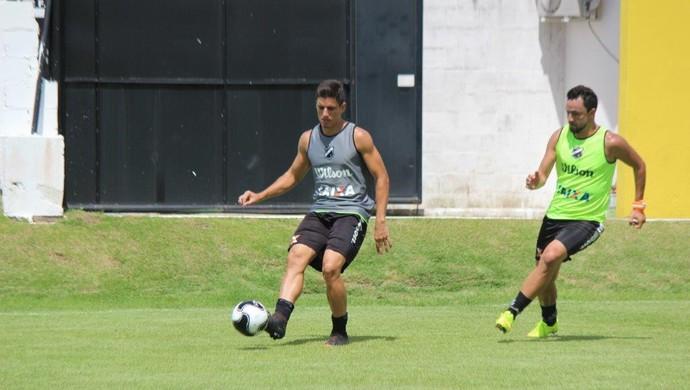 ABC Jardel deve jogar como titular na defesa (Foto: Divulgação/ABC)