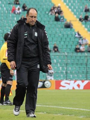 Vinícius Eutrópio Figueirense x Paraná (Foto: Luiz Henrique/Figueirense F.C)