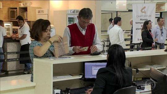 Decreto reduz exigência de documentos no serviço público