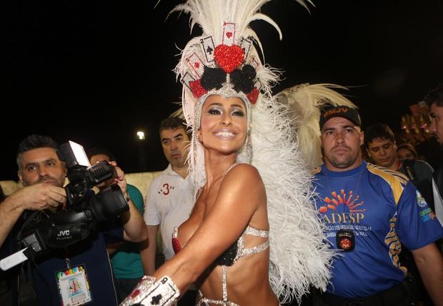 Sabrina Sato em São Paulo (Foto: Iwi Onodera/ EGO)
