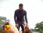 João Leal é condutor de cães e conta tudo para gente, no Me Chama Foz